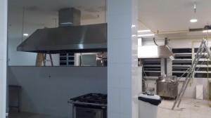 Exaustão cozinha hospitalar (Copy)