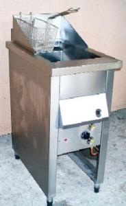 Fritadeira a gás 20 litros
