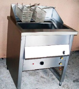 Fritadeira a gás 40 litros